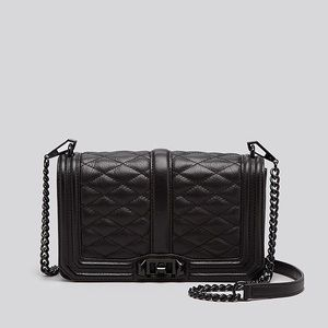 Rebecca Minkoff Crossbody Quilted Bag